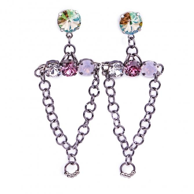 cr-jewels orecchini andromeda