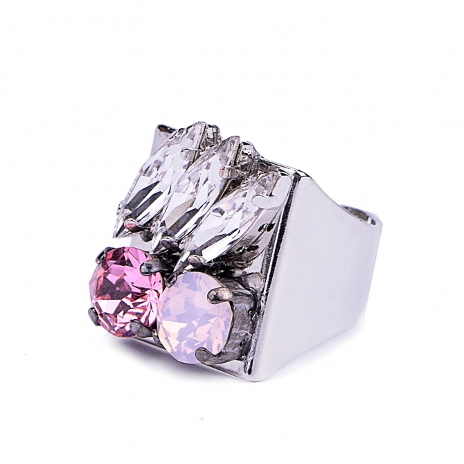 cr jewels collezione supernova anello electra