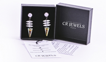 Nuovo packaging CR Jewels : w il total black